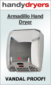 Handy Dryers Armadillo