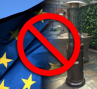 EU to ban the patio heaters that ate the planet. Not. | Heat Outdoors