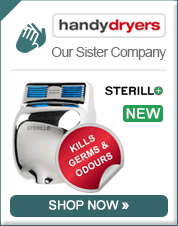 Handy Dryers - Sterillo