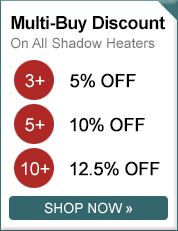 Multi-Buy Shadow Heaters