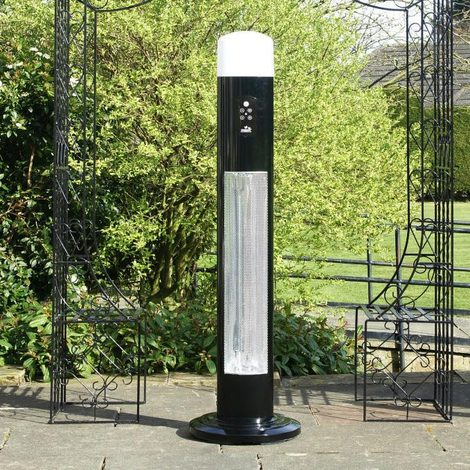 Chillchaser Titan 3kw Patio Heater Heat Outdoors
