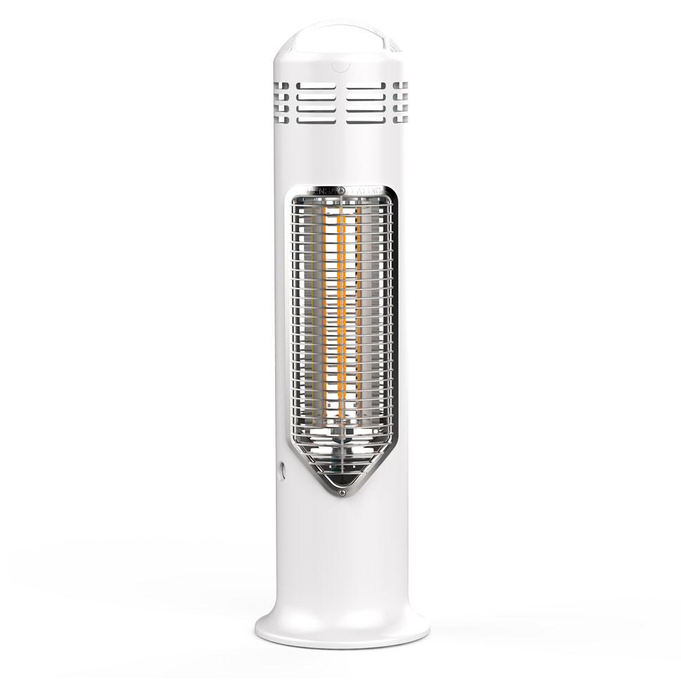 Imus Eco Under Table Heater White Heat Outdoors