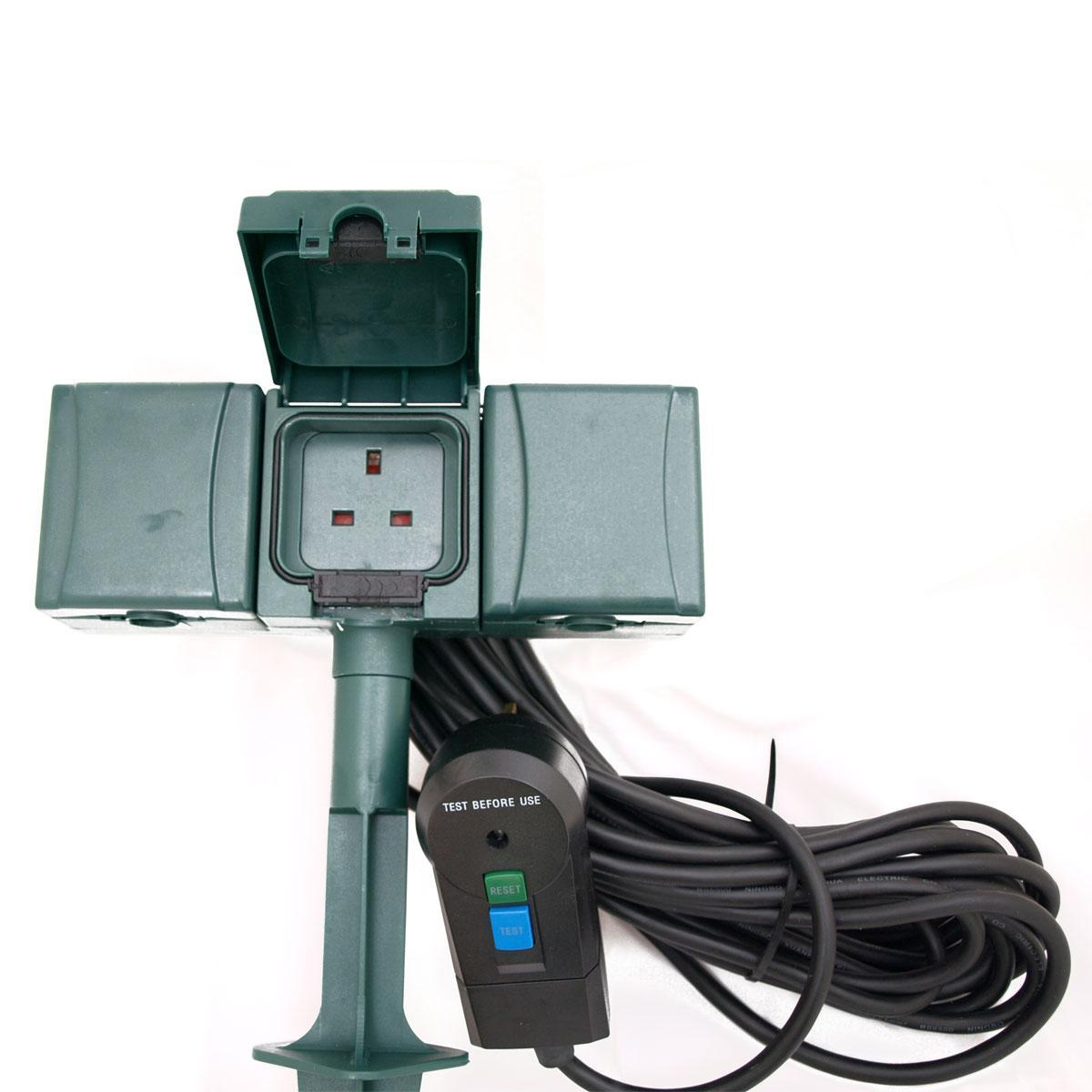 Patio Heater Accessories Uk Rcd Powerspike Safety Garden Sockets Heat  Outdoors