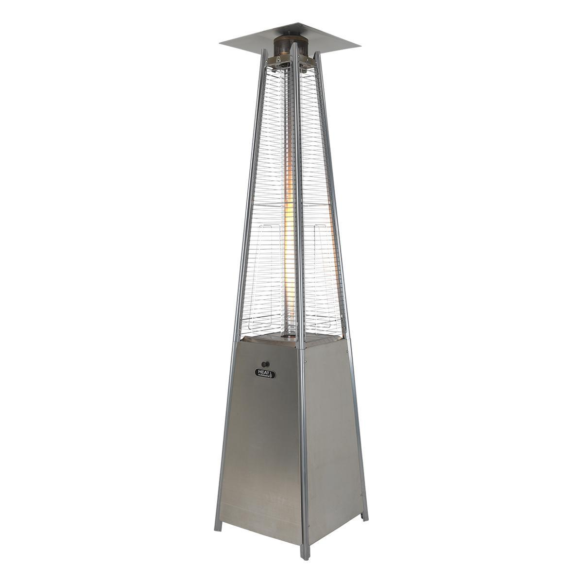 The original Athena Plus+ Commercial Grade Stainless Steel Patio Heater
