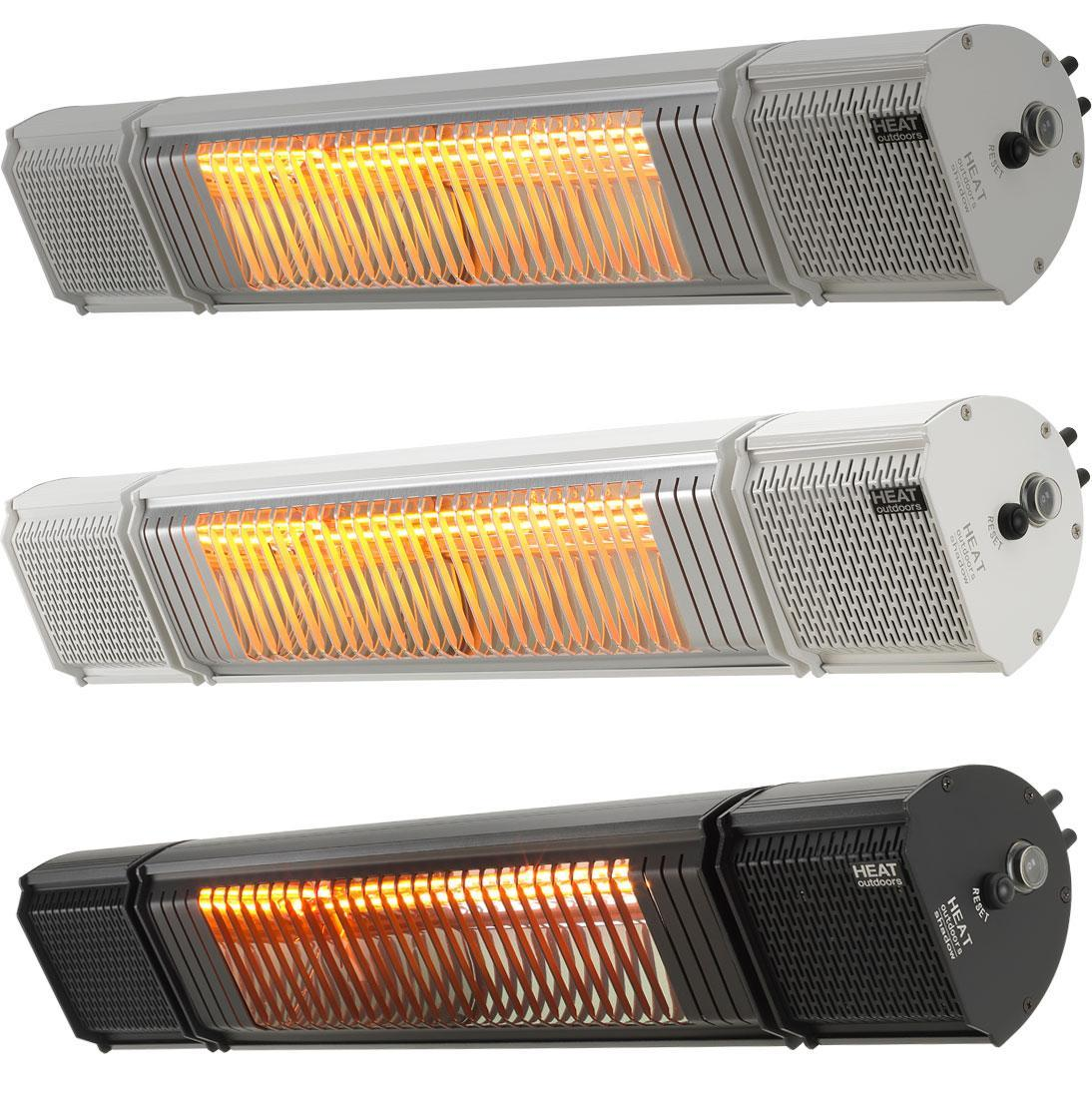 Electric Patio Heaters With FREE Next-Day Delivery At Heat