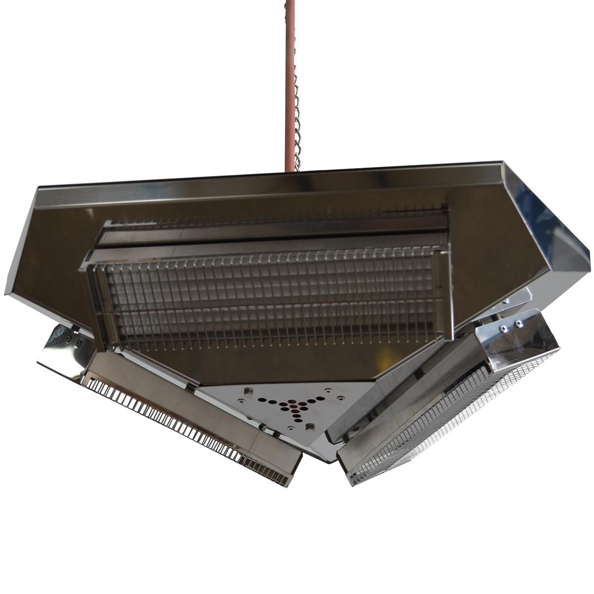 3kw Hanging Gazebo Heater Heat Outdoors