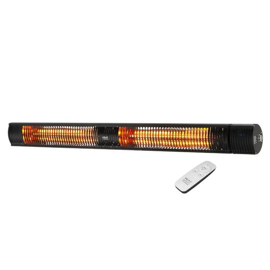 Shadow 3kW Ultra Low Glare Patio Heater with Remote Control