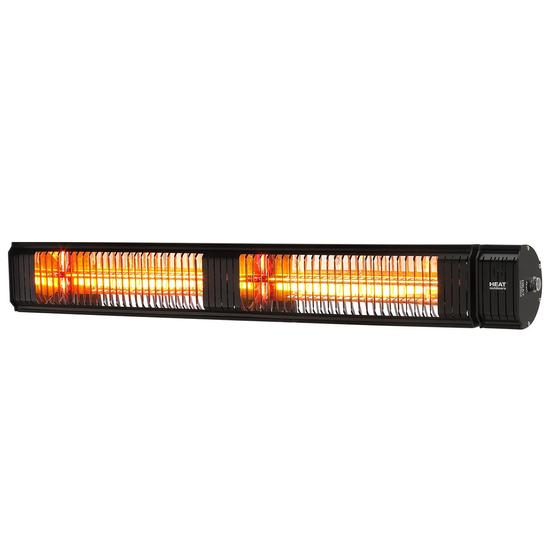 Shadow XT 3kW & 4kW Bluetooth Ultra Low Glare Patio Heater