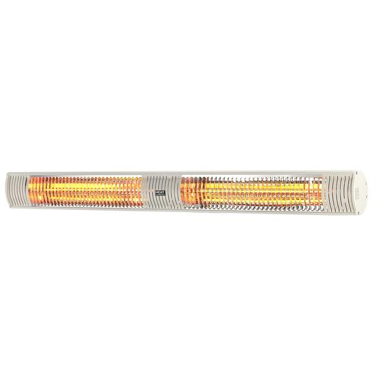 Shadow 4.0kW Ultra Low Glare Heater - White (B Grade Special)
