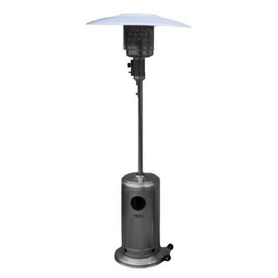 Sherpa 15kW Commercial Stainless Steel Patio Heater