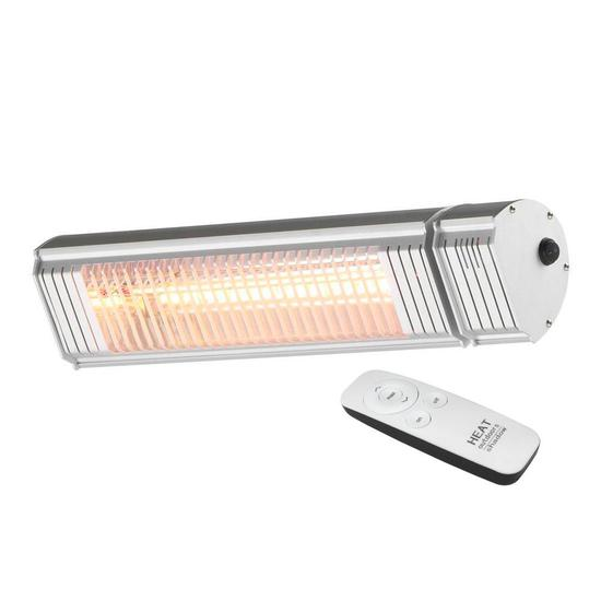 Shadow XT 1.5kW & 2kW Bluetooth Ultra Low Glare Patio Heater