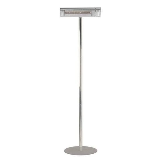 Shadow XT 1.5, 2kW & 3kW Bluetooth Ultra Low Glare Patio Heater with Stainless Steel Stand