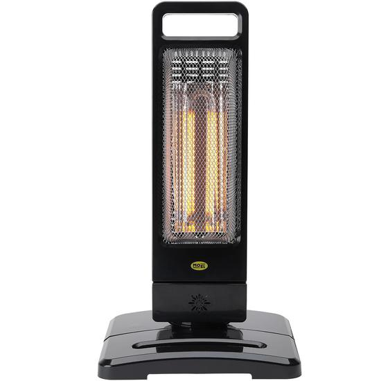 Guadalupa 1.2kW Portable Swivel Floor Patio Heater
