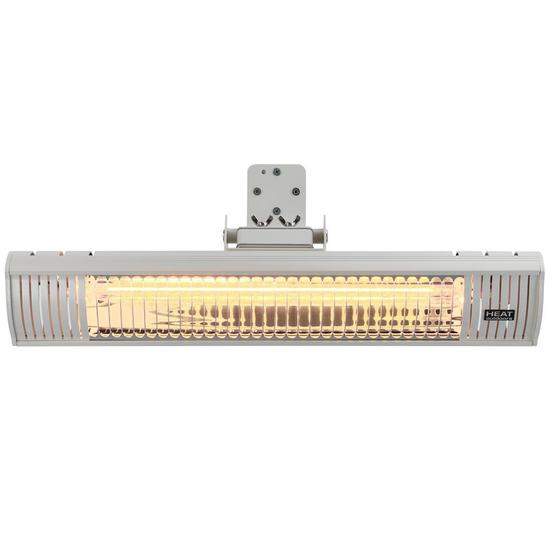 Shadow Heater 2.0kW - White - Ultra Low Glare