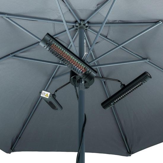 Shadow 3kW Parasol Heater