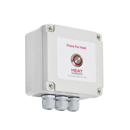 Shadow 6kW Waterproof Time Lag Control Switch