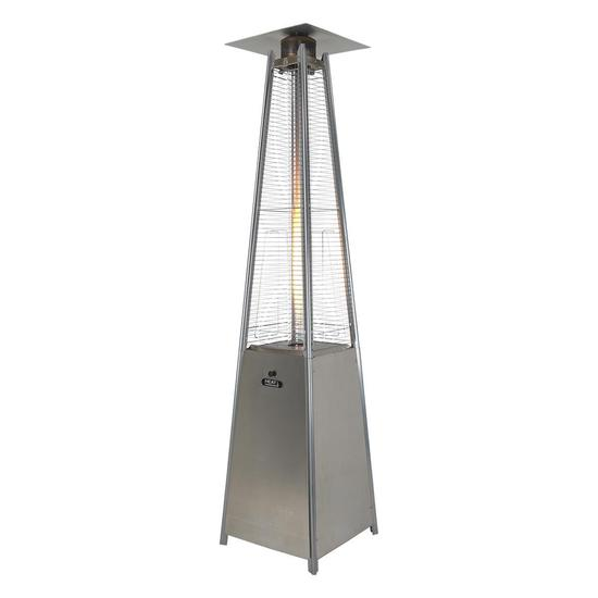 Athena Plus+ Commercial Grade Stainless Steel Flame Gas Patio Heater