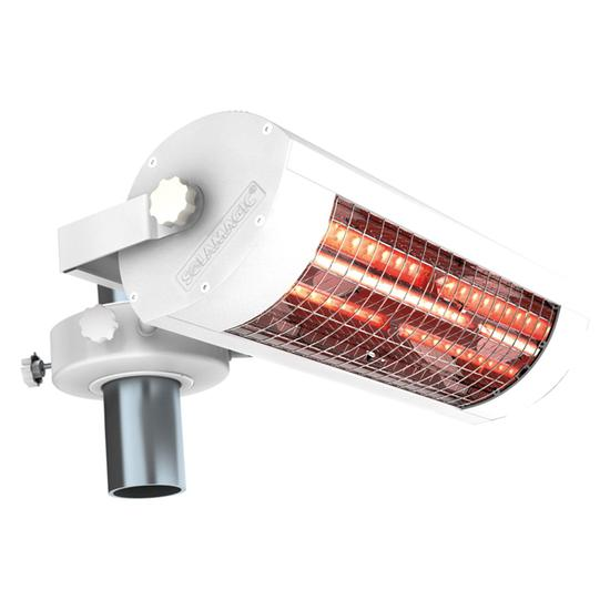 Solamagic 1.4kW Infrared Parasol Heater - White