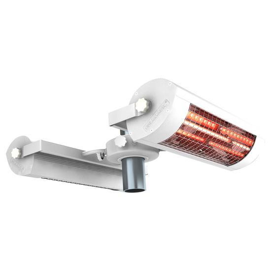 Solamagic 2.8kW Infrared Parasol Heater - White