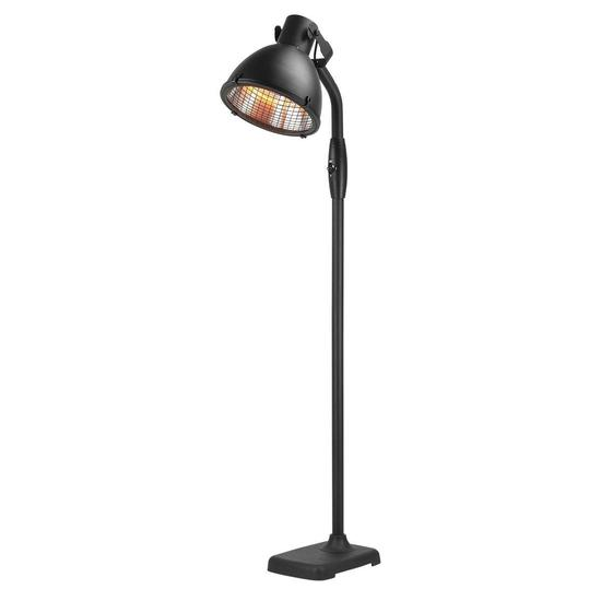 Shadow Diffusion Floor Lamp 2.1kW Patio Heater