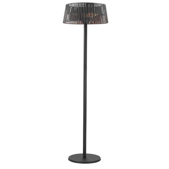 Shadow Diffusion Shade Lamp 2.1kW Free-Standing Patio Heater