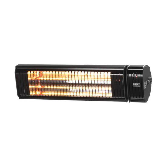 Shadow XT 1.5kW & 2kW Oscillating Bluetooth Ultra Low Glare Patio Heater