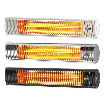 Shadow 1.5kW & 2kW Ultra Low Glare Patio Heater
