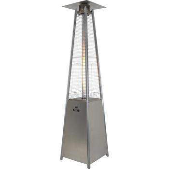 Athena Plus+ Stainless Steel Flame Gas Patio Heater