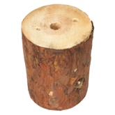 Log Candle 3-Pack