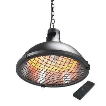 Shadow Diffusion Hanging Lamp 2.1kW Patio Heater