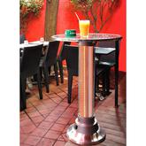 Cronus II Infrared Heated Garden Table