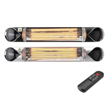 Shadow Nirvana 2kW Carbon Infrared Patio Heater