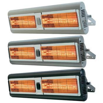 Tansun Sorrento IP55 3kW & 4kW Infrared Heater